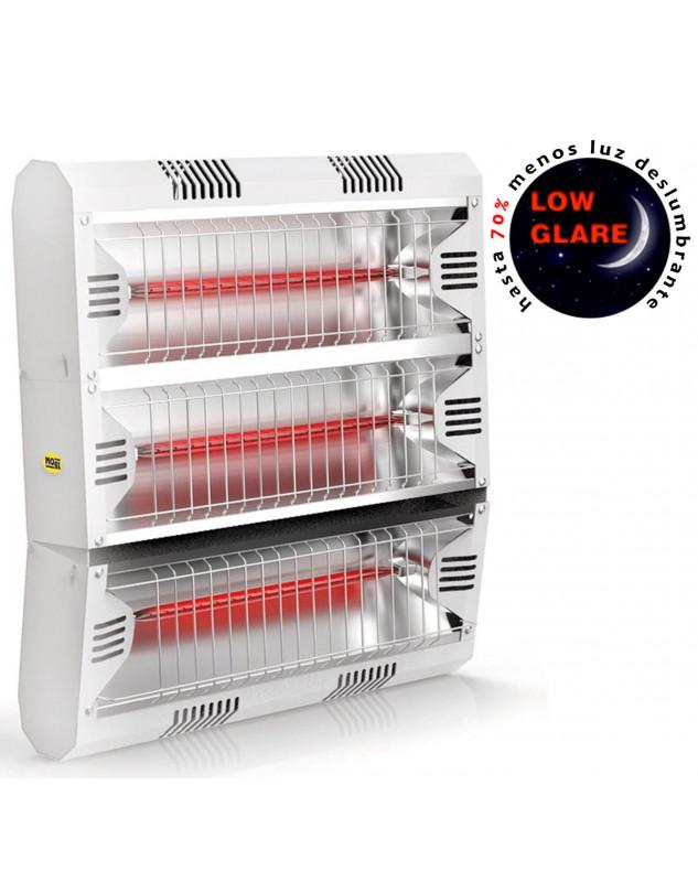 Calefactor de gran potencia para exteriores Mo-El 793LGW Hathor IP55
