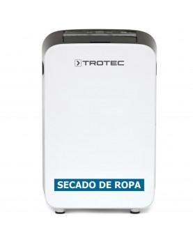 Deshumidificador movil Trotec TTK 31 E función secado de ropa
