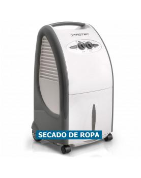 Deshumidificador móvil TROTEC TTK 75 S secador de ropa