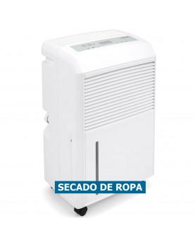Deshumidificador móvil TROTEC TTK 90 E secador de ropa