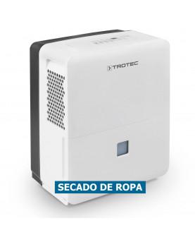 Deshumidificador móvil Trotec TTK 96 E secado de ropa