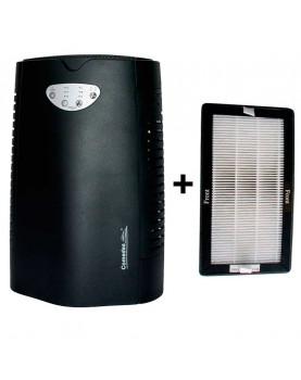 Purificador de aire Comedes LR 50 con ionizador más un filtro de recambio