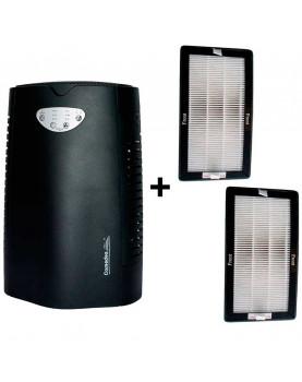 Purificador de aire Comedes LR 50 con ionizador más 2 filtros de recambio
