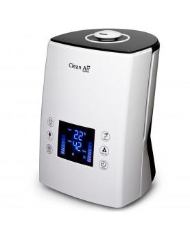 Humidificador de aire rayos Uva ionizador Clean Air Optima CA-606 pantalla retroiluminada