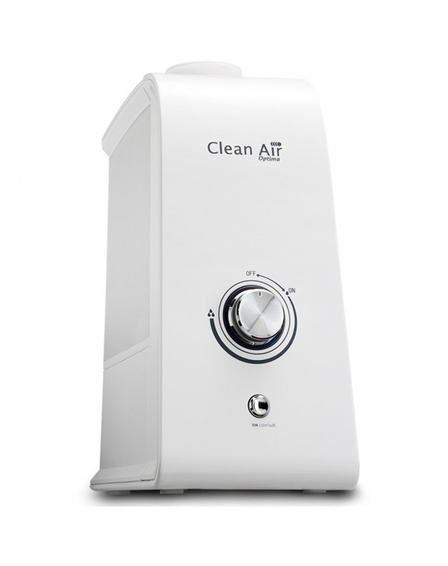 Humidificador de aire con ionizador Clean Air Optima CA-601 filtro anti bacterias