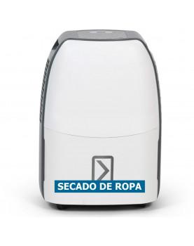 Deshumidificador movil Trotec TTK 40 E para secar la ropa en casa
