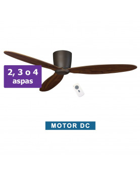 Ventilador de techo CasaFan Eco plano 313262 motor bajo consumo.