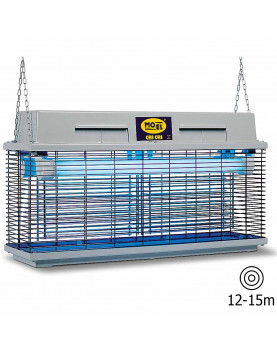 Mosquitera eléctrica profesional Mo-El Cri Cri 308E de alta eficacia