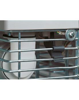descarga electrica Mosquitera eléctrica profesional Mo-El Cri Cri 307A