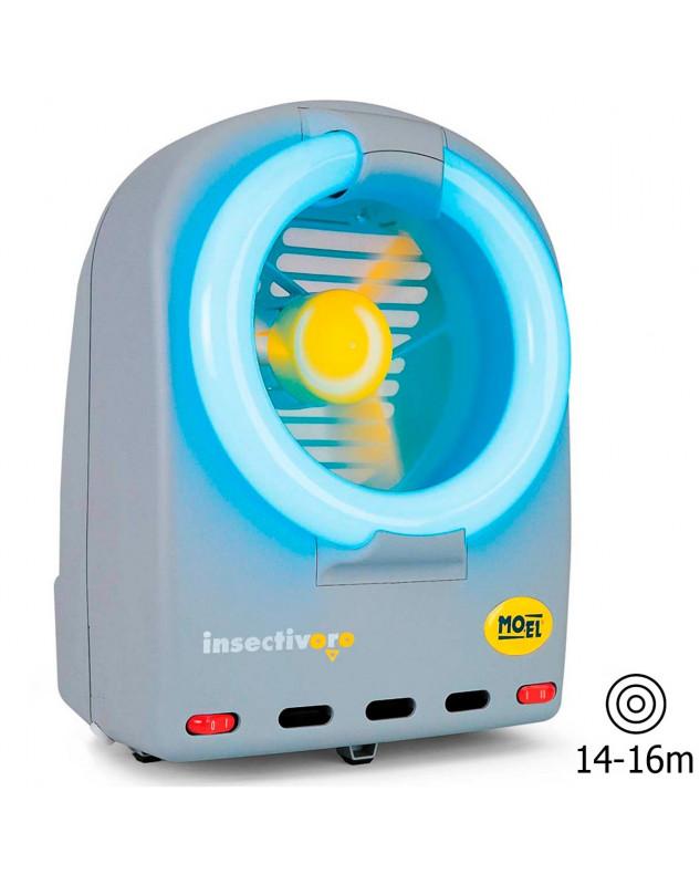 insecticida con luz ultravioleta Insectivoro Sterilizer 363G