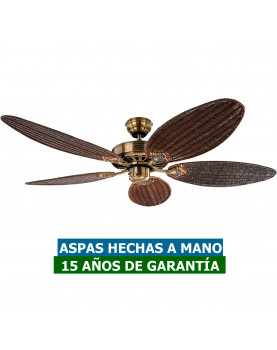 ventilador de techo de estilo tropical CLASSIC ROYAL 132