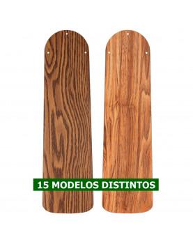 ASPAS REVERSIBLES PARA VENTILADORES DE TECHO MÁS DE 15 MODELOS