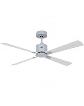 ventilador de techo gris claro de bajo consumo CasaFan ECO CONCEPT