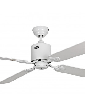 ventilado de techo CasaFan 413257 Solar Breeze 12V blanco