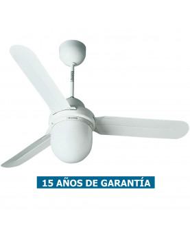Ventilador de techo con luz industrial NORDIK DESIGN 1S