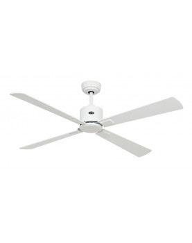 Ventilador de techo CasaFan 923532 ECO NEO II 132 blanco o gris claro/ blanco