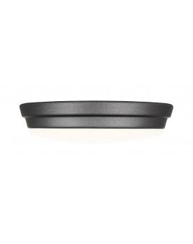 Luz para ventiladores de techo Eco Plano II negra