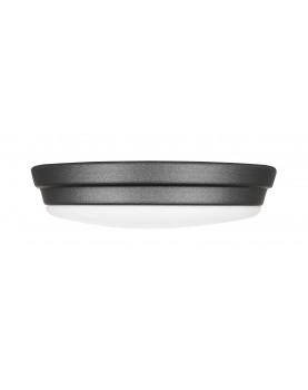 Luz para ventiladores de techo con luz Eco Plano II negro