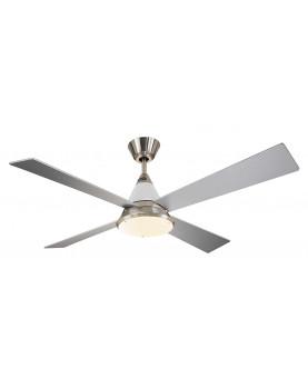 Ventilador de techo con luz Casafan Eco Cono 413236