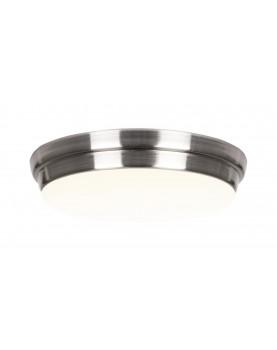 Luz para ventiladores de techo bajo Eco Plano II metal