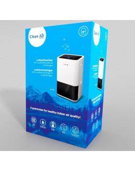 deshumidificador para hogares con purificador incluido CA-703N