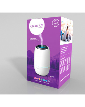 caja del aromatizador de aire CLEAN AIR OPTIMA AD-303
