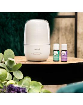 aromatizador Clean Air Optima con difusor de aroma Lavanda
