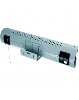 Calentador de cuarzo por infrarrojo Thermologik Disign 70003 con soporte a pared