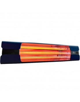 Calentador de cuarzo por infrarrojo Thermologik Disign 70006 con soporte incluido