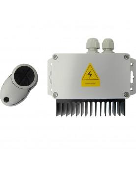 mando a distancia y regulador para calefactores CasaFan