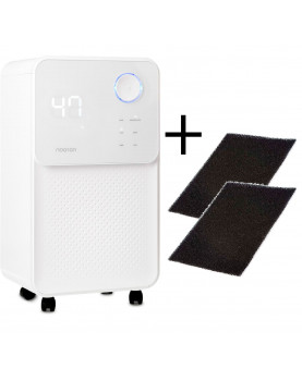 deshumidificar Noaton 4114 pack con 2 filtros