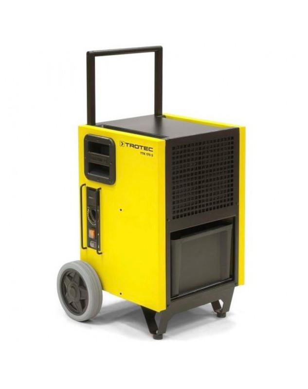 deshumidificador industrial potente para naces industriales TROTEC TTK 175 S