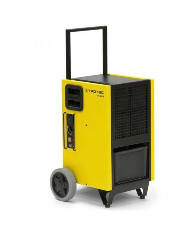 Deshumidificador móvil profesional TROTEC TTK 355 S