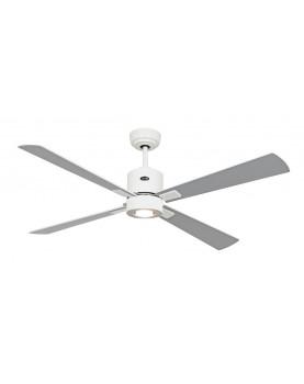 Ventilador de techo con luz led casafan 92353263 eco neo for Ventilador de techo blanco con luz