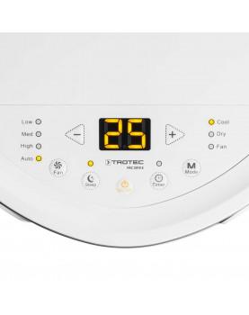Aire acondicionado móvil para ambientes hasta 26 m2 Trotec simple e intuitivo