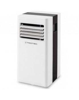 sistema de aire acondicionado portátil de TROTEC PAC 2600 con manguera de drenaje