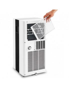 equipo refrigerador Trotec PAC 2100 X 3 en 1 para ambientes grandes porátil