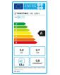 consumo del aire acondicionado Trotec PAC 2100 X