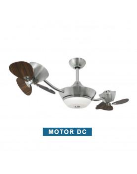 Ventilador de techo con luz AireRyder FN41136 eFan - bajo consumo