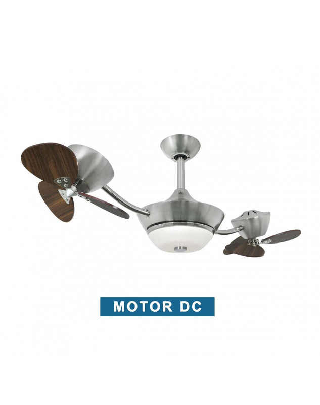Ventilador de techo con luz aireryder fn41136 efan mando a - Ventilador de techo con luz ...