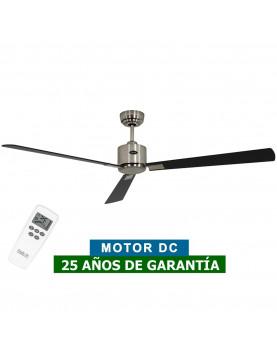 ventilador para techos CasaFan Eco Neo III 152 BN-WN/SI de muy bajo consumo