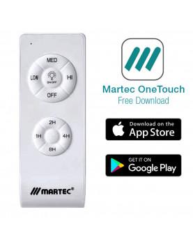 mando a distancia martec con app para móviles