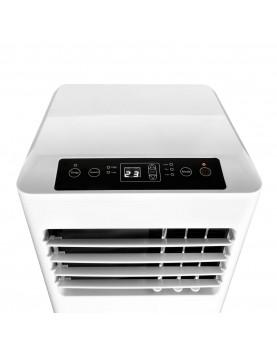 panel frontal del aire acondicionado noaton ac