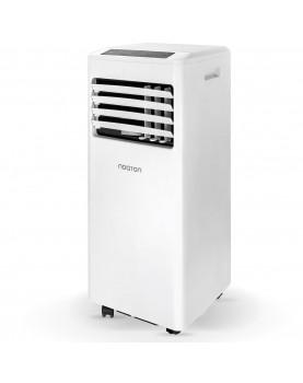 aire acondicionado portátil noaton para espacios pequeños