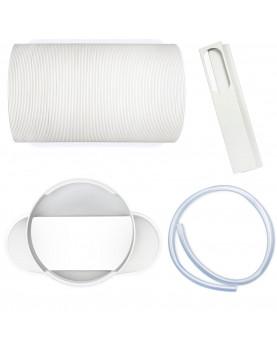 accesorios del aire acondicoinado portatil para habitaciones medias y económico noaton ac 5108