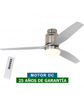 ventilador de techo DC con luz y mando a distancia