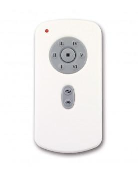 mando ventilador de techo con luz CasaFan 92250351 ECO NEO II 152 negro o teca/ cromo