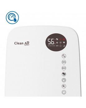humidifica el aire con ionizador