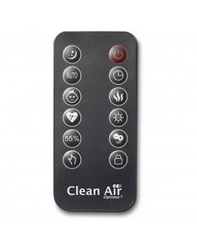 mando a distancia del humidificador con aromaterapia Clean Air Optima CA-607 negro