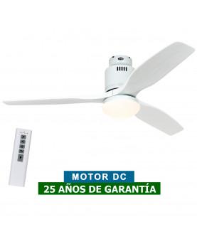 Ventilador de techo con luz CasaFan 93132322 AERODYNAMIX ECO 132 blanco